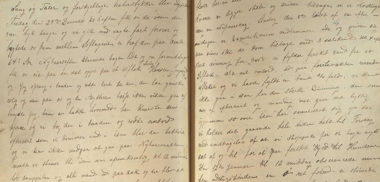 Hans Johan Johnsens dagbok