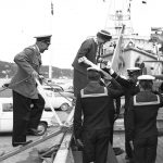 Politimester Nils Onsrud. Ca 1960. Arkivref_PA-2421, L0003 - Kopi