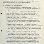 Informasjonsskriv om billeaksjonen i Vegårshei og Tvedestrand 07.02.1979 s. 1