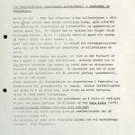 Informasjonsskriv om billeaksjonen i Vegårshei og Tvedestrand september 1979 s. 1