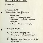 Lysbildeark til informasjonsmøter - Billeaksjonen 1979 s. 1