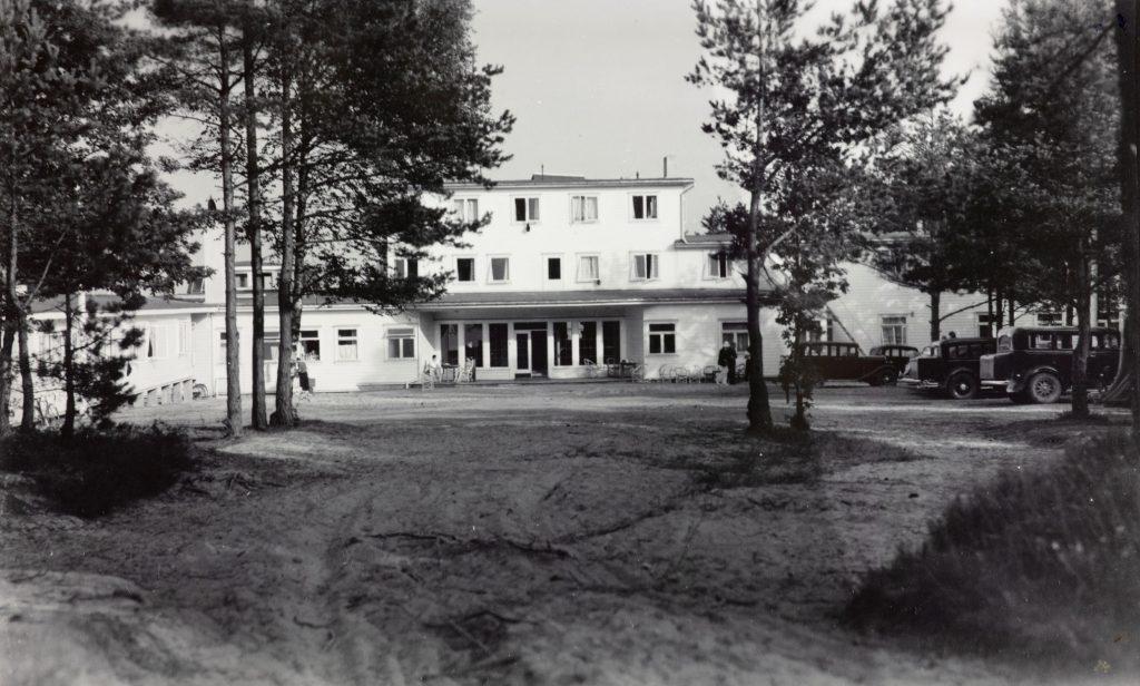 Strand Hotel Fevik