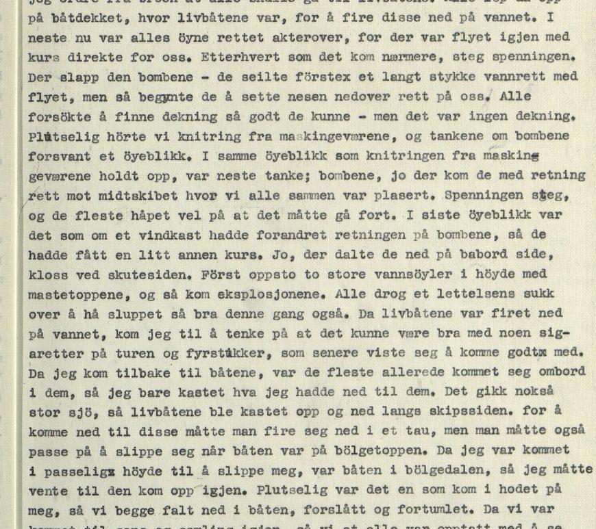 Kvernaasposten 1949 2. årgang nr. 1. s. 3
