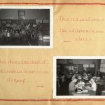 Bilder fra klassen - Album fra Sanford Junior High School i Minneapolis til Myra skole 1952