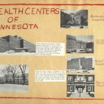 Sykehus i Minnesota - Album fra Sanford Junior High School i Minneapolis til Myra skole 1952