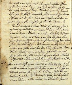 Avskrift av Peter Dahls testamente 28.09.1787 s. 11