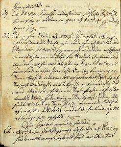 Avskrift av Peter Dahls testamente 28.09.1787 s. 7