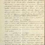 Avskrift av sjøforklaring 21. oktober 1898 vedrørende kollisjon mellom Bark Alm og D/S Princess Josephine s. 5