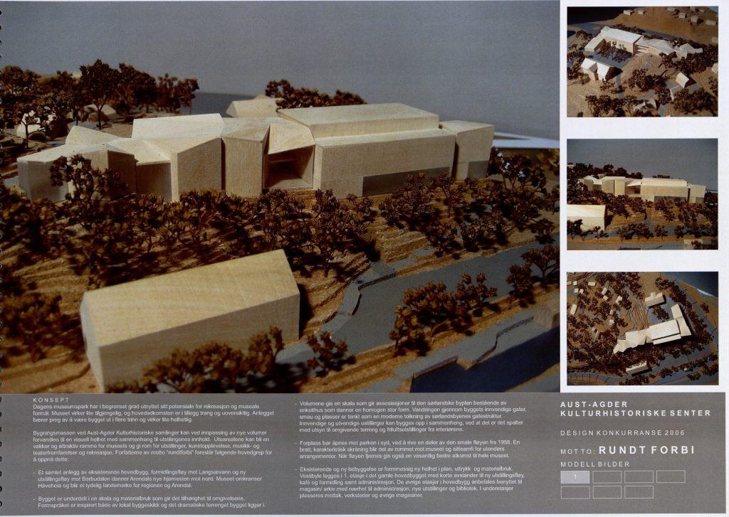 Designutkast Rundt forbi fra L2 Arkitekter AS forside