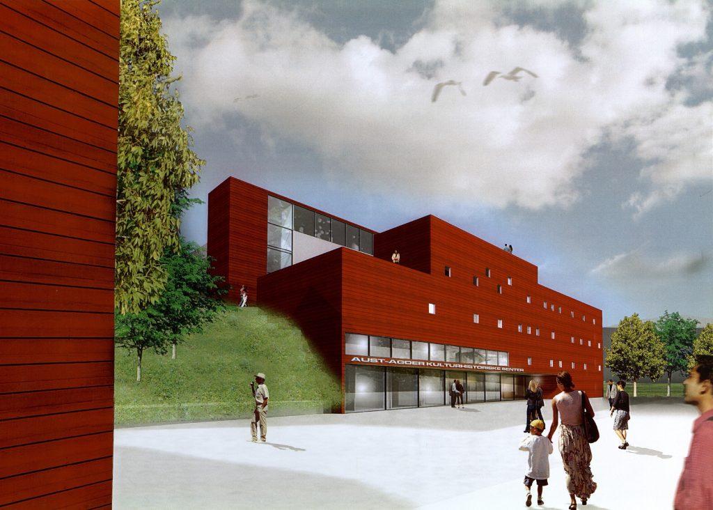 Designutkast Velkommen fra LPO Arkitektur & Design forside