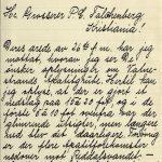 Brev til P.C. Falchenberg 03.12.1915 s. 1