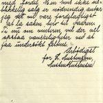 Brev til P.C. Falchenberg 03.12.1915 s. 2