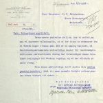 Brev til P.C. Falchenberg fra A/S Elektrokjemisk 06.02.1918