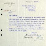 Brev til P.C. Falchenberg fra A/S Elektrokjemisk 08.12.1917