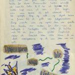 Elevhefte over NM på skøyter 1965 s. 1
