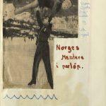 Elevhefte over NM på skøyter 1965 s. 35