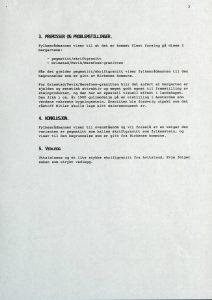 Møtereferat Fylkesutvalg 18.01.1994 - Valg av fylkesstein konklusjon