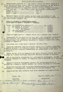 Byggekontrakt M/F Øisang 17.04.1950