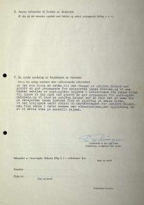 Forslag til tildeling av Aust-Agder idrettskrets hederstegn til Asbjørn Moland 1969 s. 3