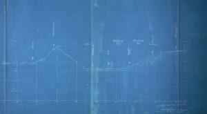 Oversigtsprofil for Risør-Nisser Jernbane 15.01.1899 del 2