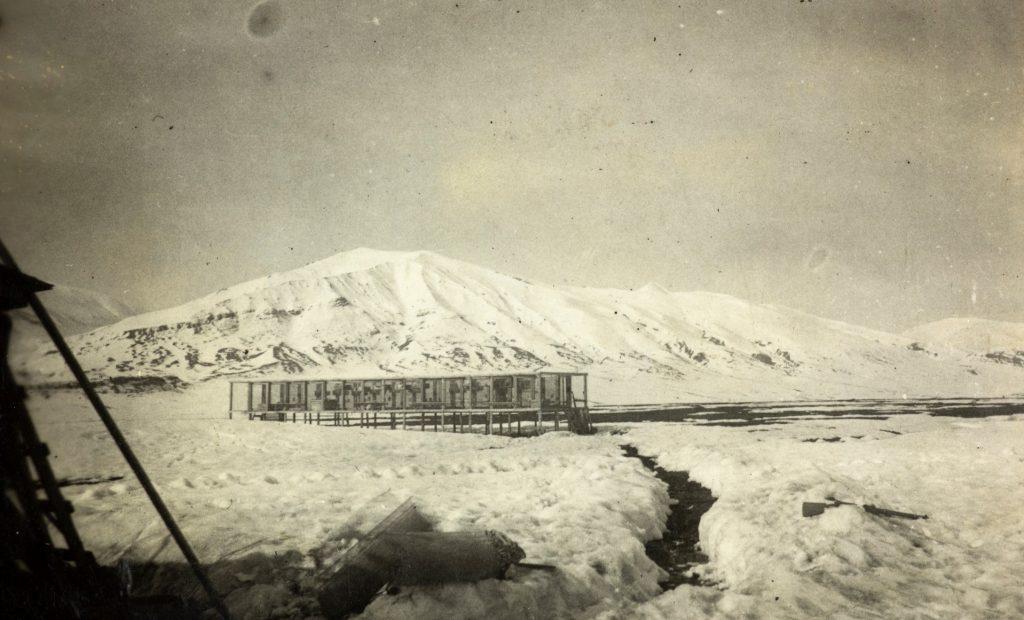 Revegården i Hamna