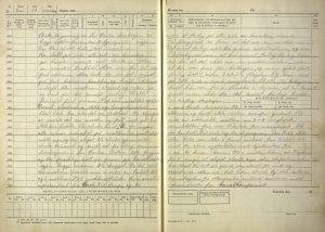 Kladd til dagbok for TT «Thorunn» 13.05.1957