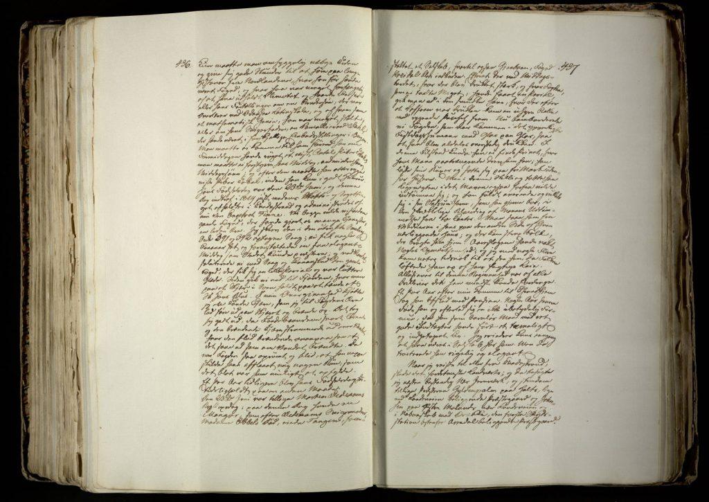 Erindringer af mit Liv indtil ankomsten til Throndhjem nedskrevne i Aaret 1848 s. 436 og 437