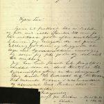 Brev fra Stian Terjesen til Ole Terjesen 09.04.1896 s. 1