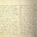 Brev fra Stian Terjesen til Ole Terjesen 31.03.1896 s. 3 og 4