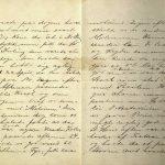 Brev fra Stian Terjesen til sin far og mor 30.07.1896 s. 3 og 4