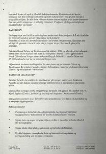 Brev fra Lillesand kommune til Norsk Kulturråd om Cirkusland 10.02.1995 s. 2