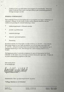 Brev fra Lillesand kommune til Norsk Kulturråd om Cirkusland 10.02.1995 s. 3