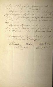 Beretning fra bestyrelsen i Dyrenes beskyttelse i Arendal og Omegn 11.05.1892 s. 3