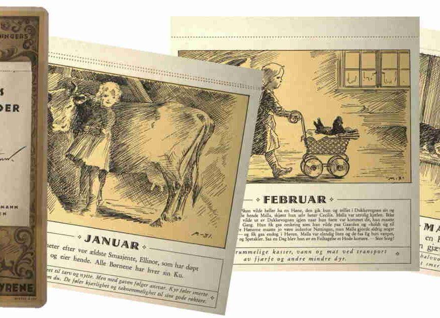 Dyrebeskyttelsens kalender