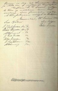 Byggekontrakt for barkskipet Elieser s. 2