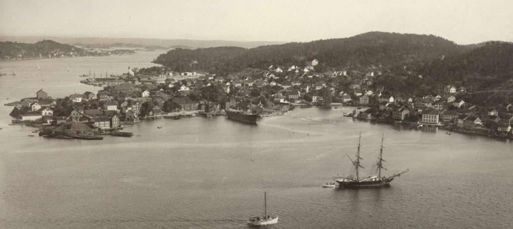 Kolbjørnsvik rundt 1900