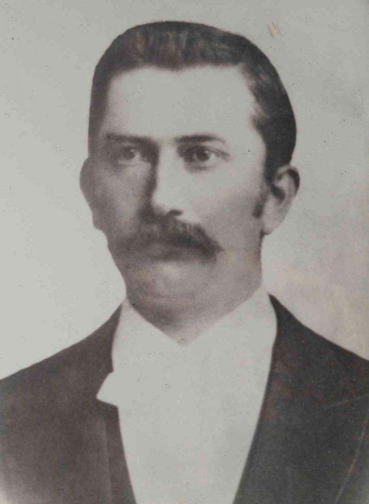 Skipsbyggmester Johan Henrik Jørgensen