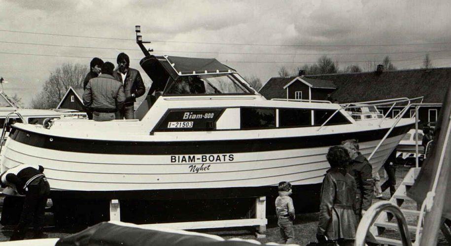 Sørlandets Båtmesse 1981