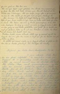 Tvedestrand Røde kors sin møtebok 1931 s. 3