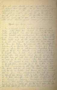 Tvedestrand Røde kors sin møtebok 1931 s. 5