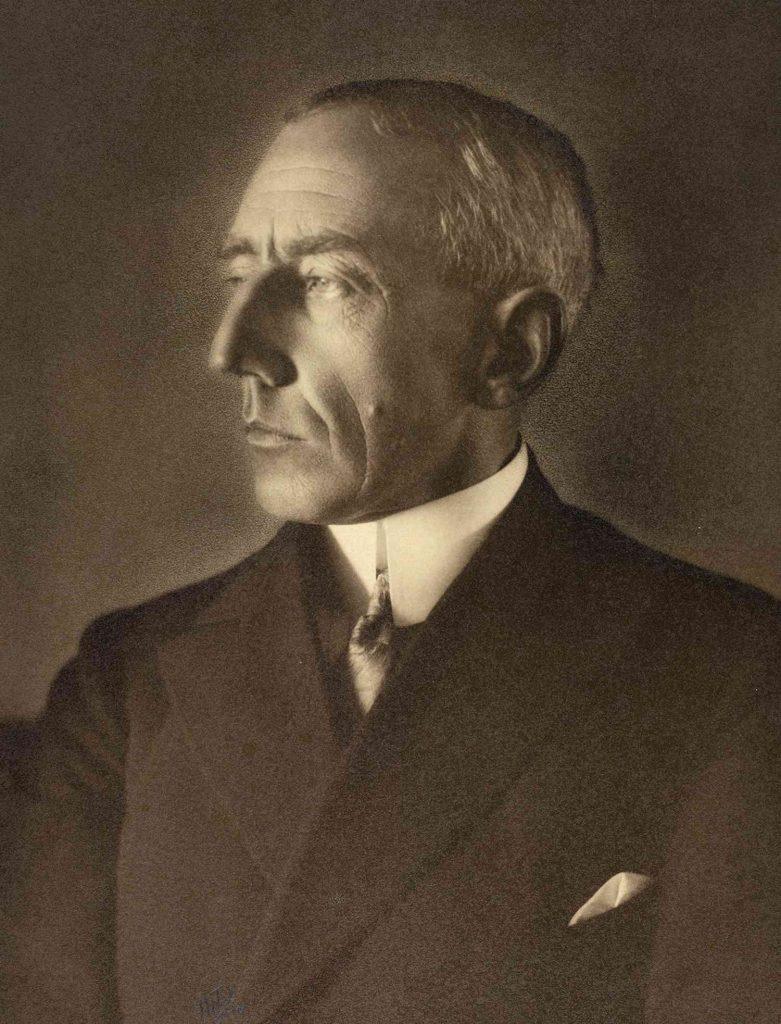 Roald Amundsen. Fotograf Wilse