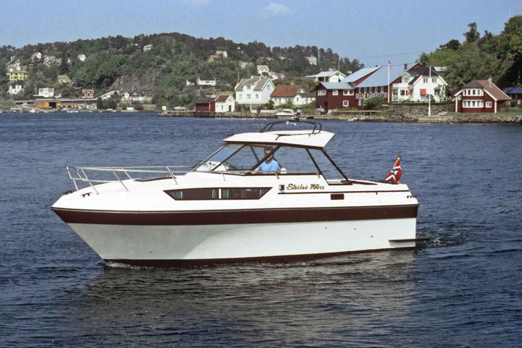 Skilsø 750 rundt 1984