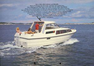 Brosjyre for Marex 77 fra rundt 1992 s. 2