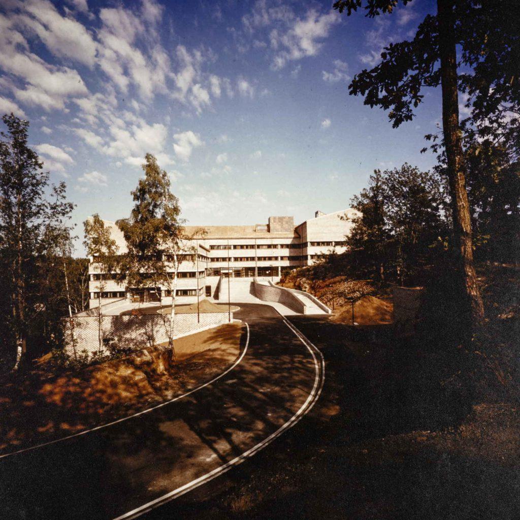 Fylkeshuset i Arendal