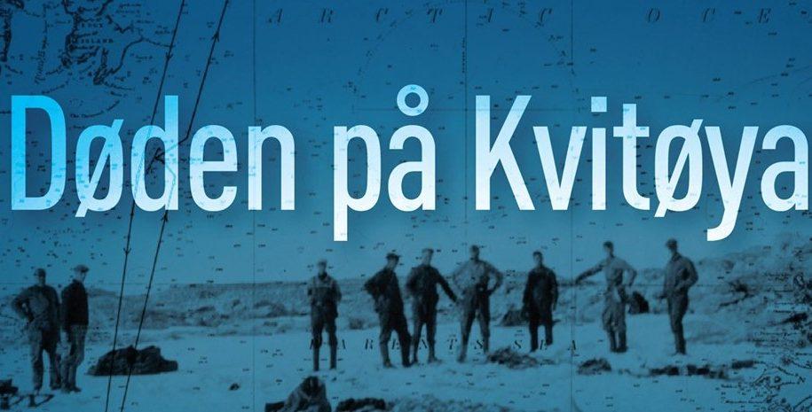 Mannskap fra M/S Bratvaag på Kvitøya 1930. Credit: Aust-Agder museum og arkiv, KUBEN