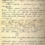 Forhandlingsprotokoll for Sætesdals kreds av Norges socialdemokratiske arbeiderparti s. 1