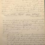 Forhandlingsprotokoll til Grundlovsvennernes Forening for Grimstad By s. 25