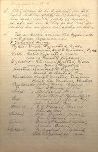 Forhandlingsprotokoll Aust-Agder Bondeparti 1921 s. 4