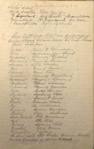 Forhandlingsprotokoll Aust-Agder Bondeparti 1921 s. 7